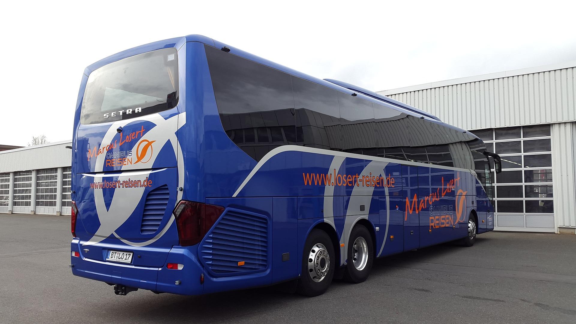 Transporte de Turismo y Pasajeros Dedicados